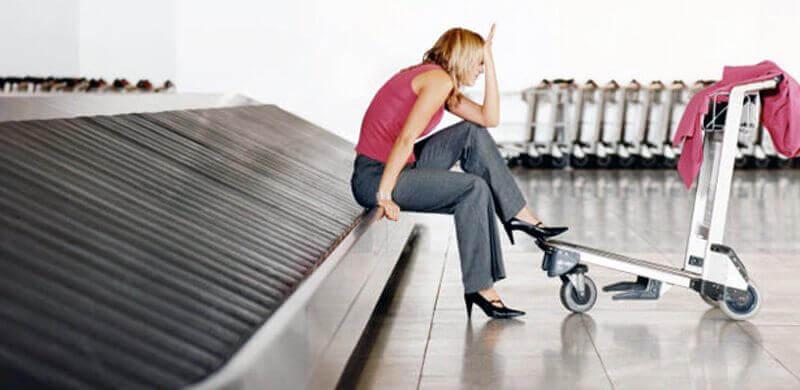 $18mil de indenização em extravio de bagagem