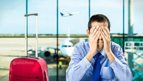 Por extravio de bagagem, companhia aérea terá que pagar multa.