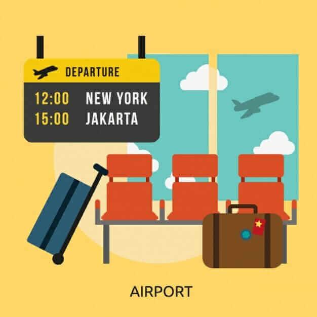 Saiba seus Direitos em caso de cancelamento do seu voo.