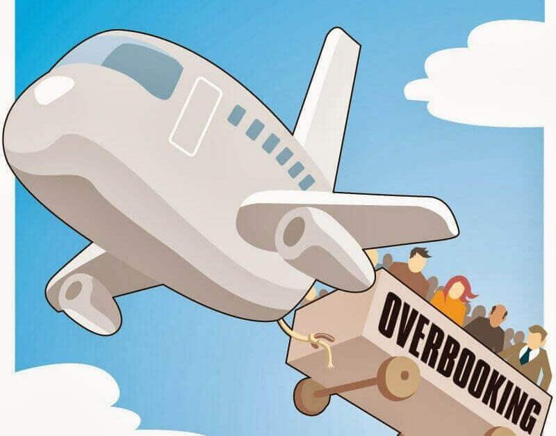 Linha aérea é condenada a R$91 mil por pratica de overbooking