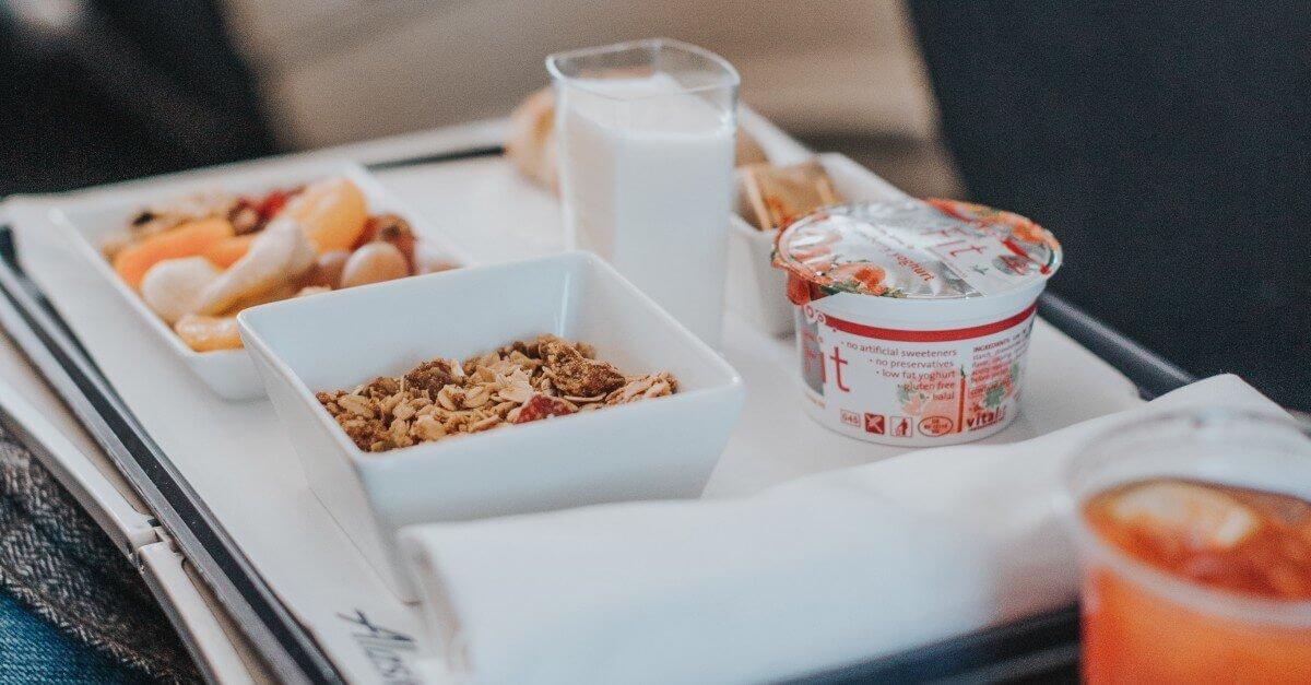 R$ 10 mil por faltar refeição especial em voo