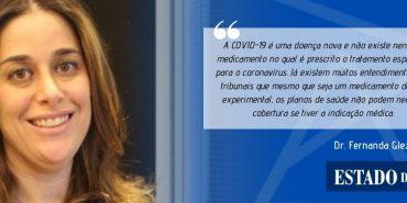 Covid-19: Plano De Saúde Pagará Tratamento De R$20 Mil