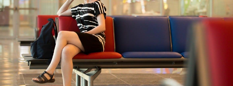 Passageira receberá R$15 de indenização por perda de conexão e extravio de bagagem