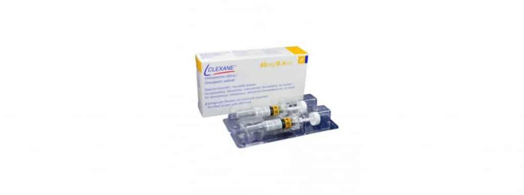 clexane®-enoxaparina-sódica